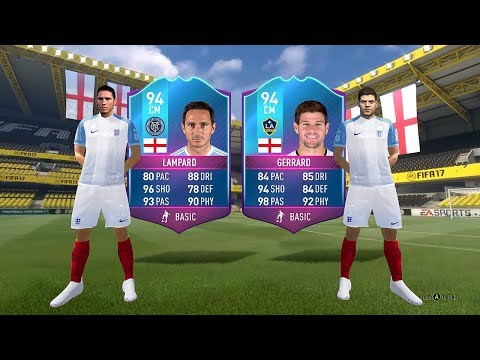 END OF AN ERA LAMPARD & GERRARD SBC CARDS! [COMPLETE]