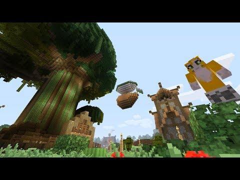 Minecraft Xbox - The Tree Of Life - Adventure Map - {1}