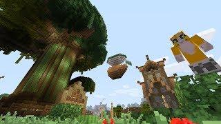 Minecraft Xbox - The Tree Of Life - Adventure Map - {1}