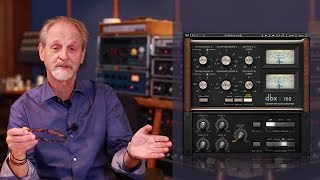 Introducing the Waves dbx® 160 Compressor Plugin