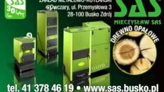 SAS Kotły CO(Kotły typu SAS wykonane są jako konstrukcja stalowa, spawana i przeznaczone do wodnych instalacji centralnego ogrzewania systemu otwartego z ..., 2010-09-22T05:37:16.000Z)