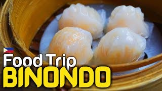 Manila Chinatown Food Tour, Binondo Food Trip - The Daily Phil