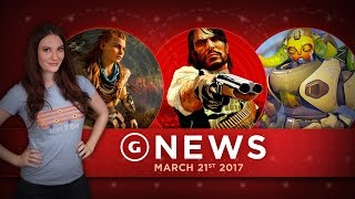 New Overwatch Character Arrives & Major Horizon Zero Dawn Update! - GS Daily News