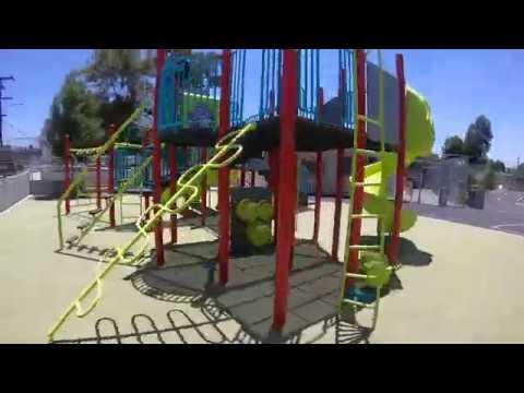 Harriet Tubman Village Charter School New Joint Use Park
