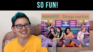 [MV] MAMAMOO(마마무) _ Dingga(딩가딩가) | REACTION