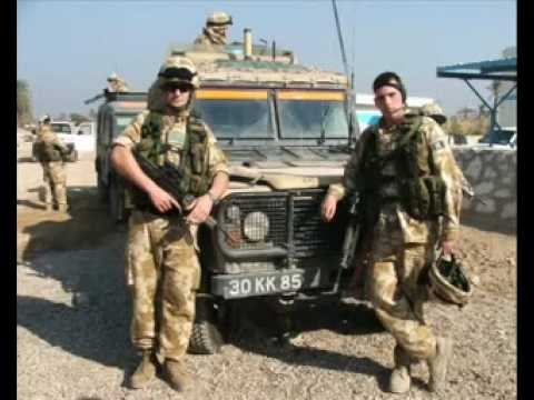 IRAQ/IRAN BORDER FORT PATROL