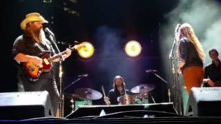 Chris Stapleton (and Morgane) - Fire Away (10/14/2016) Nashville, TN