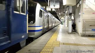 【E217系】Y48編成が廃車のため、長野にやってきました