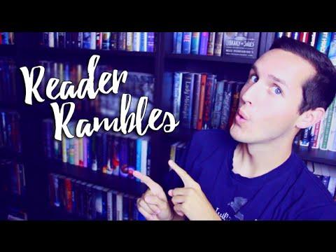 BOOK TO MOVIE ADAPTATIONS & MAGNUS BANE TRILOGY! | READER RAMBLES