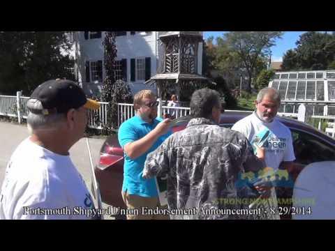 Senator Jeanne Shaheen's Union Intimidation
