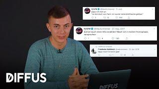 Mauli reagiert auf seine besten Tweets | DIFFUS