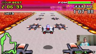 Let's Play F-Zero - MaxVelocity I Part 141 I das Comet-Queen-Training