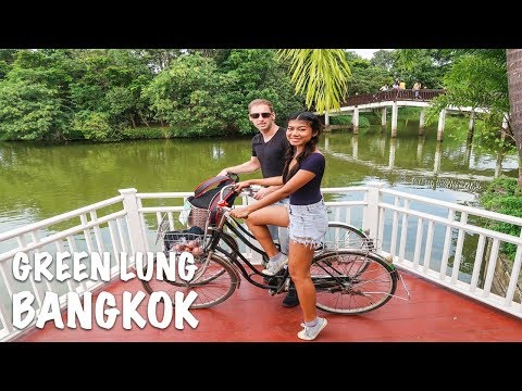 BANGKOK'S GREEN LUNG - Bang Krachao Is One Of The Best Things To Do In Bangkok