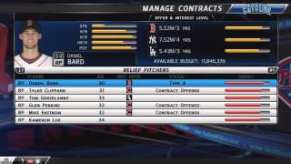 MLB 12: The Show :: Chicago Cubs Franchise Ep. 11