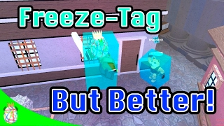 Roblox Icebreaker - Freeze-Tag But Better!