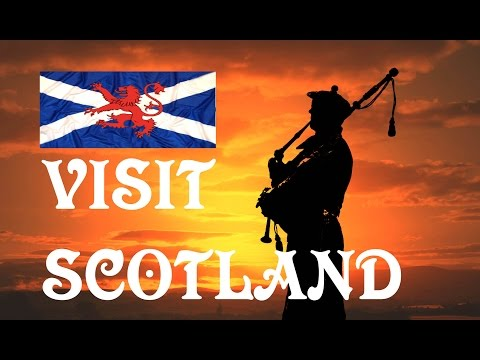 💥VISIT SCOTLAND💥 North 💥Paul Mounsey💥