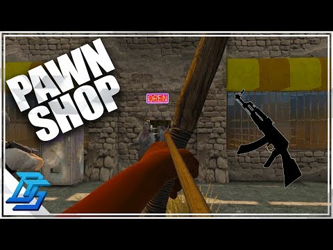 PAWN SHOP, AND NEW WEAPONS?!  - 7 Days To Die - S2- Pt. 30 (Alpha 16)