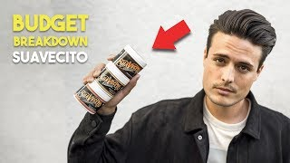 Is Suavecito Any Good?   Mens Hair Budget Breakdown 2019