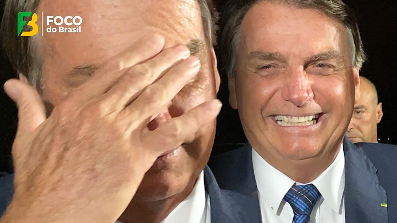 Presidente Jair Bolsonaro é surpreendido por resposta de um garotinho e dá conselho e mais