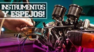 NUEVAS PIEZAS A LA MOTO!! | JUCA