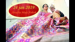 Shradha & Ashish | best wedding teaser |  Laung Laachi |Latest Punjabi Hit Song
