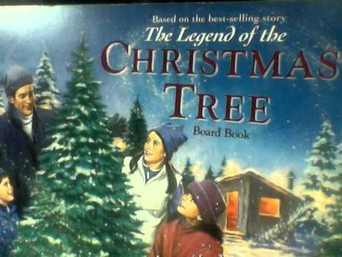 THE LEGEND OF THE CHRISTMAS TREE - YouTube