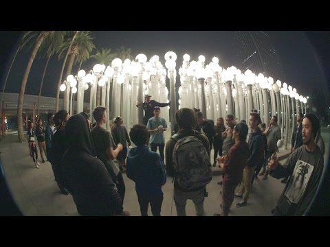 Kendama USA - Sesh @ The Lights #2