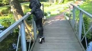 15 cm Heels und Lederleggins Thumbnail