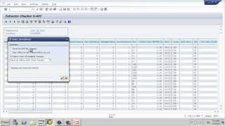 استخراج البيانات من SAP R/3 في BW 7.3 بي محتويات باستخدام وزن الجسم 3 5 - SAP BW 7.3 التدريب