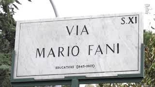 Commemorazione nel 40esimo anniversario della strage di via Fani