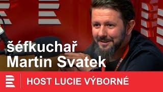 Martin Svatek: Restaurace je zábavní podnik