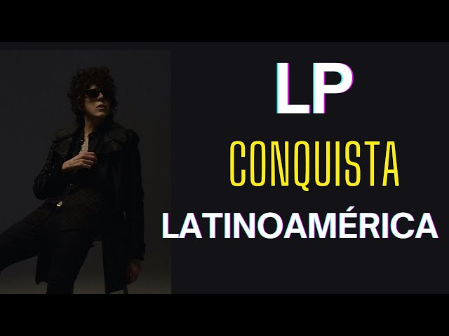 LP, la cantautora estadounidense que está conquistando latinoamérica