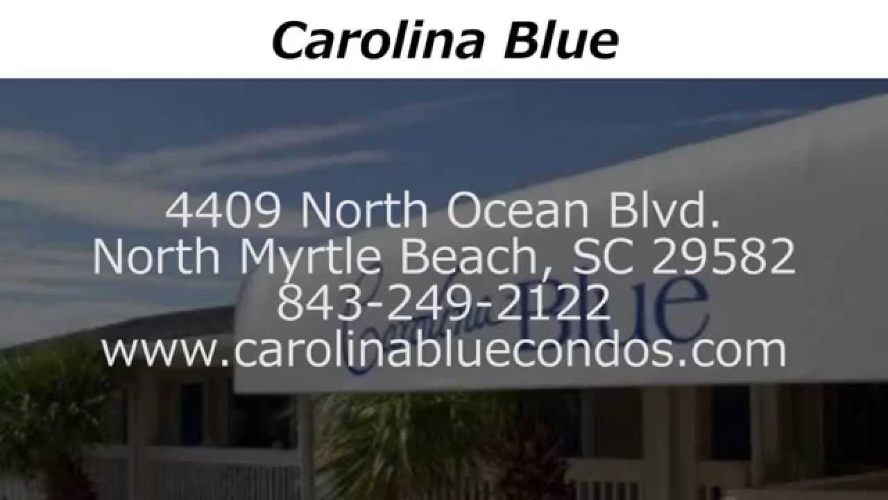 Carolina Blue Condos Reviews North Myrtle Beach Sc