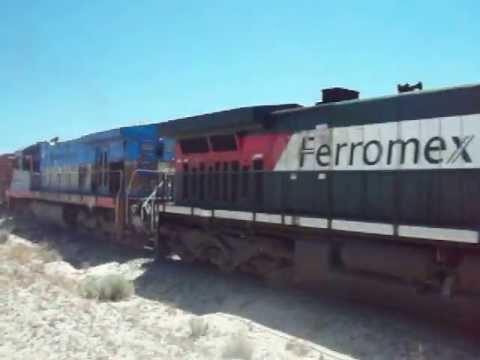 Ferromex intermodal, mexico -mexicali