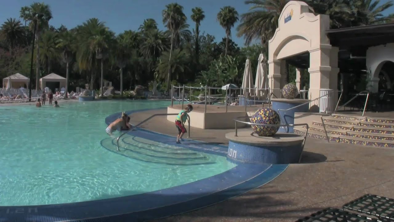 Hard Rock Hotel Orlando Part 2 The Pool Youtube