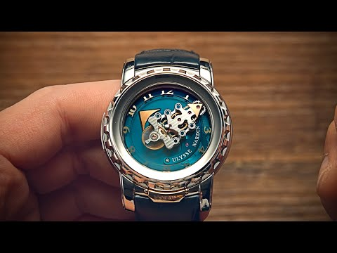 The Ulysse Nardin