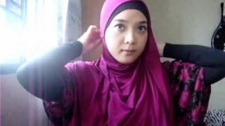 Such! Hijab Tutorial PART II