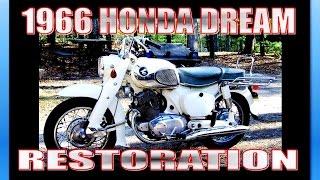 1966 Honda 305 CA77  Dream