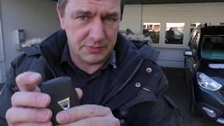 Dacia Duster II Keycard Handsfree Deaktivieren Aktivieren