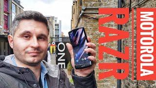 Motorola RAZR - Primele Impresii