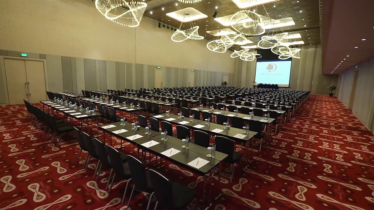 Meetings And Events At Doubletree By Hilton Hotel Jakarta Diponegoro Youtube