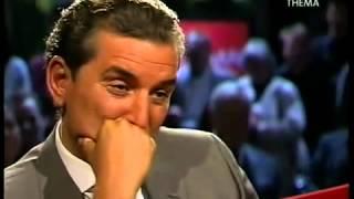 PEINLICH   Michel Friedman läuft mit Suggestivfragen gegen Beton   Marcel Reich Ranicki 2 3