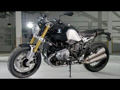 NEW 2014 BMW R nineT - Design
