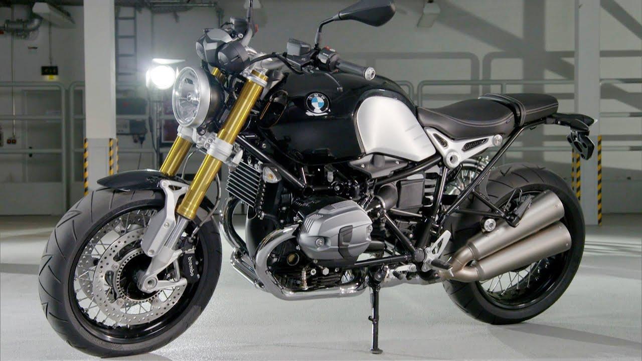 NEW 2014 BMW R nineT - Design - YouTube