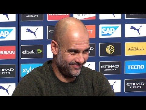 Pep Guardiola FULL Pre-Match Press Conference - Man City V Chelsea - Premier League