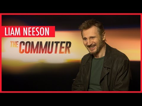Liam Neeson 'gets off' on doing the washing up!