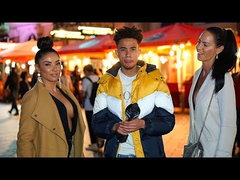 GIRLS APPROACHING BOYS IN PUBLIC | What Does London Think EP. 2 (feat. Cheynv)