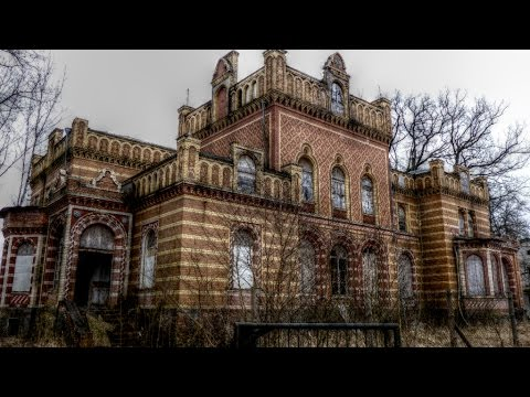 Kinderheim Sassnitz Ruine