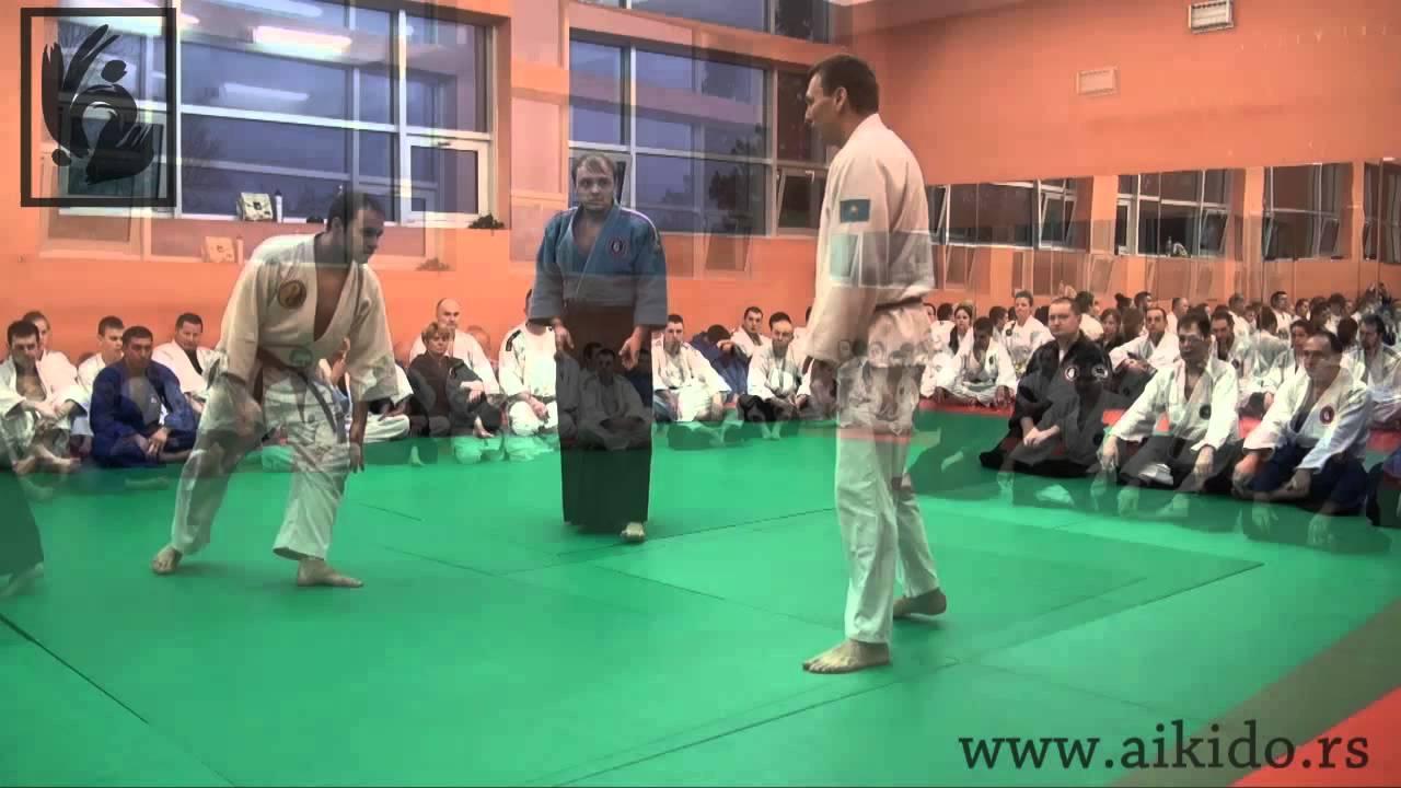 International Aikido Academy: Alexandar Lisyanskiy-Kazahstan: 1-st Dan Black Belt