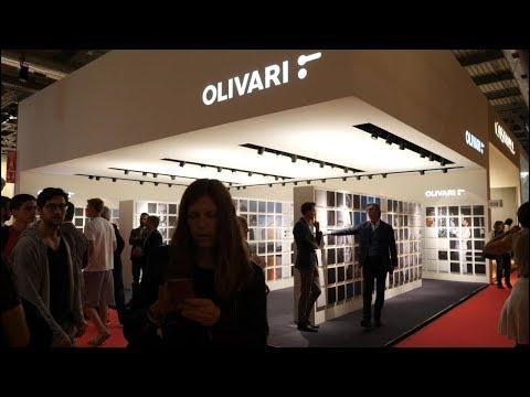 Olivari maniglie: Salone del Mobile 2018